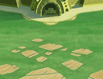 Porte du niveau superieur