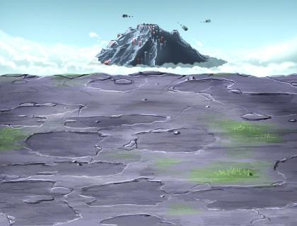 Pentes de Basalte